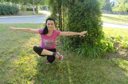 Viya-Viveya и физкультура