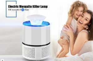 Электро лампа от комаров