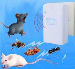 Ультразвуковой отпугиватель комаров и грызунов
