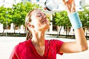 как пережить жару в городе