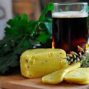 Пиво, сыр и Янис